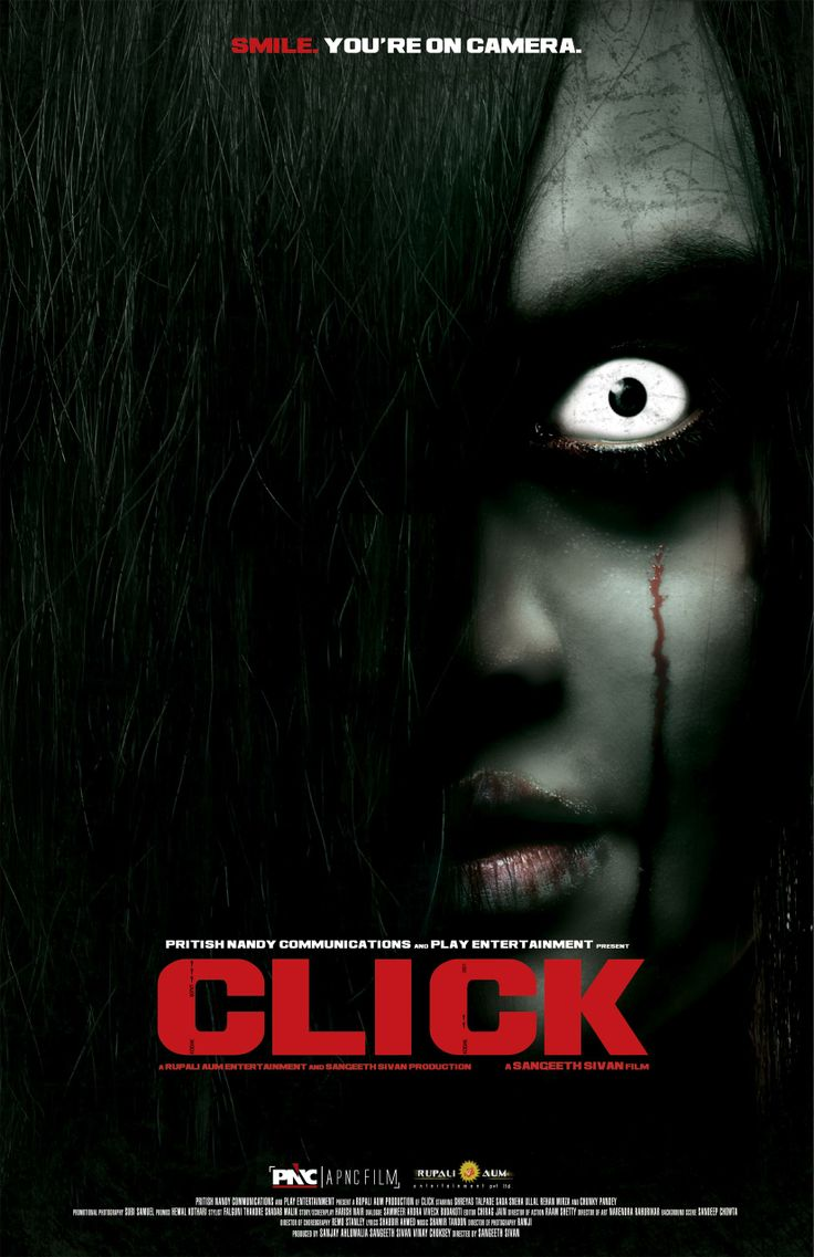 Horror movies posters