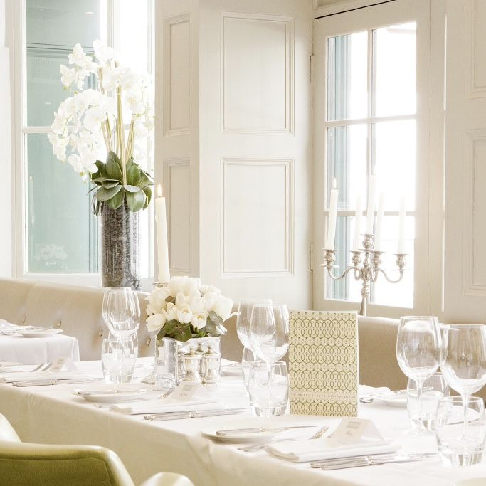Chiswell Street Dining Rooms Is A Modern British Restaurant And Cocktail Bar In The Heart Of
