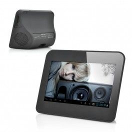 """Android Tablet With Built-In HiFi Speakers """"Audio-Droid"""""""