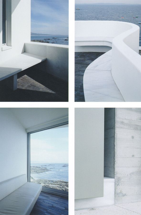 David Chipperfield - House in Corrubedo