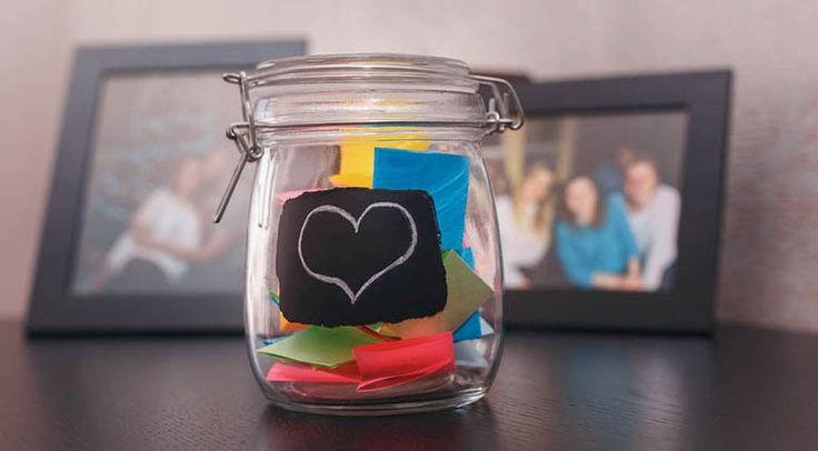 Wanting to mature in her spiritual life and become more thankful, Sue started what she called a Thanks-Living jar. Each evening she wrote on a small piece of paper one thing she thanked God for and…