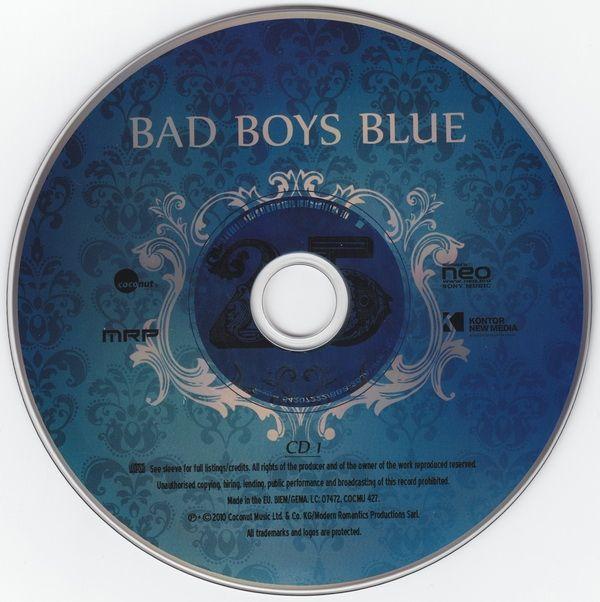 Bad Boys Blue - 25 (The 25th Anniversary Album) (CD, Album) at Discogs