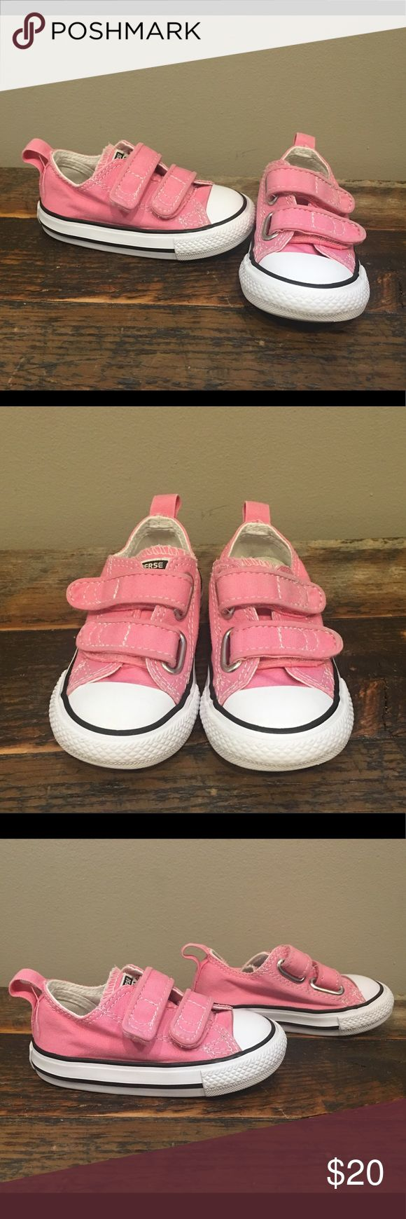 Converse Pink sz 5C Great condition, toddler size 5. Please check out my closet for more awesome kids shoes! Converse Shoes