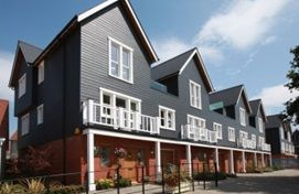 Cedral Weatherboard Fibre cement weatherboard cladding from Marley Eternit