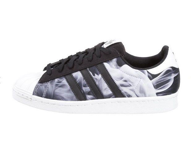 Adidas Originals RITA ORA SUPERSTAR 80'S Baskets basses core black/white prix promo Baskets femme Zalando 120.00 €