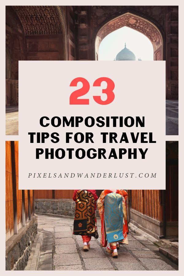 Das Erlernen der Komposition macht das Fotografieren auf Reisen so viel einfacher. Hier sind die…   – Photography