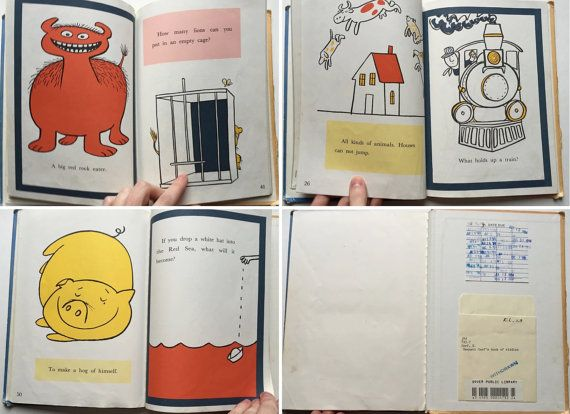 Bennett Cerf's Book of Riddles A Beginner Book von ElwoodAndEloise