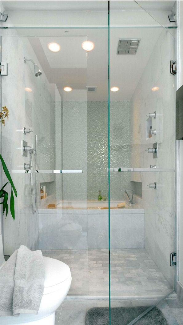 Best 25+ Tub in shower ideas on Pinterest | Bathtub in shower ...