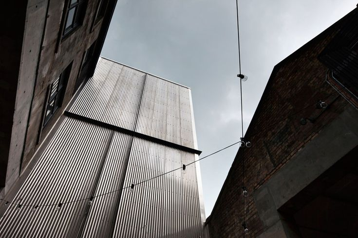 fearon hay architects: imperial buildings revitalization