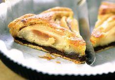 Tarte amandine poires chocolat | Croquons La Vie - Nestlé