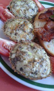 Frittata muffin