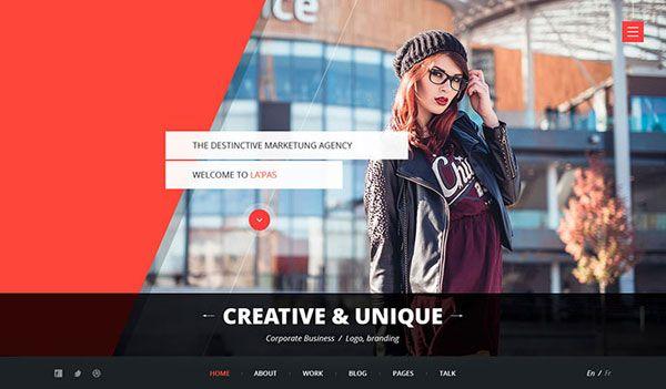 30+ Best #HTML5 #CSS3 Personal Portfolio #Web #Design #Templates