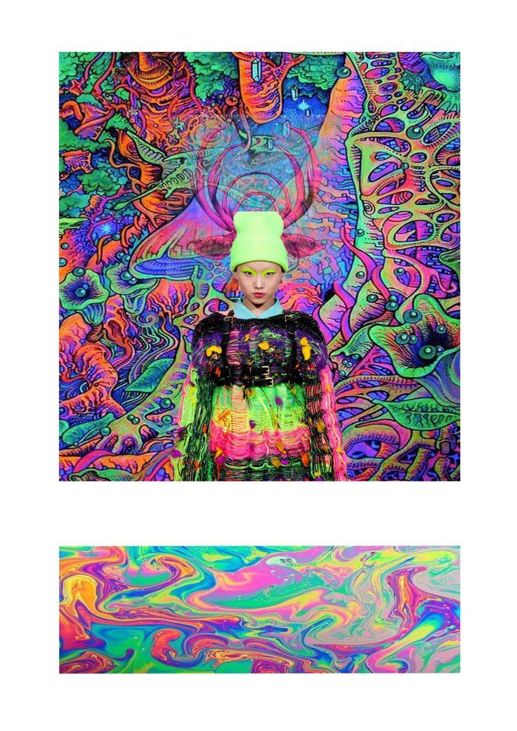 Iris Tocari - moodboardinPSYme.UNArte project 2015-2016