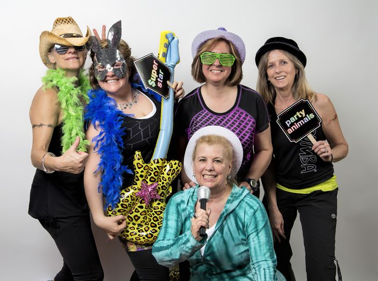 Photo booth event pictures