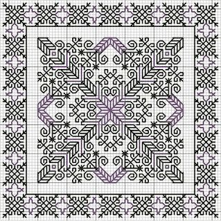 biscornu pattern ~ I love this pattern!!