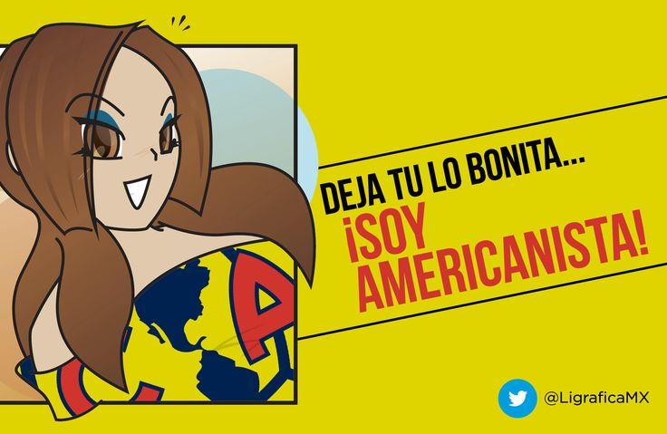 #America 121114CTG #LigraficaMX