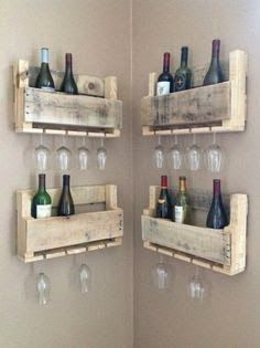 easy pallet crafts - Google Search