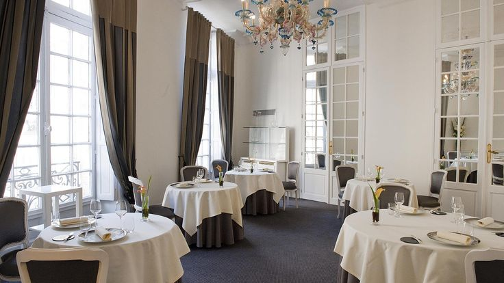 -> galerie restaurant | Le Gabriel Bordeaux | Restaurant gastronomique Bordeaux | Nicolas Frion | Site officiel