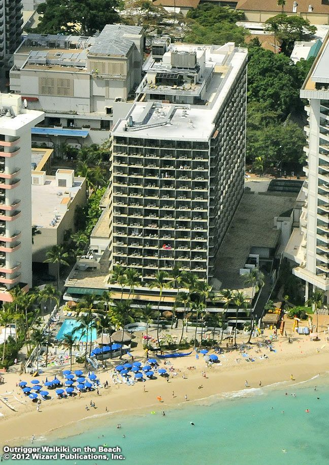 Outrigger Waikiki On The Beach Hawaii Revealed In 2019