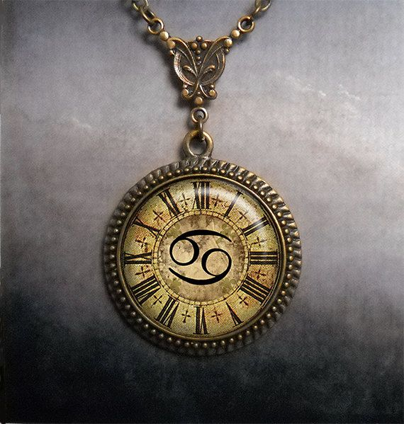 Hey, I found this really awesome Etsy listing at http://www.etsy.com/listing/122212105/steampunk-zodiac-necklace-cancer