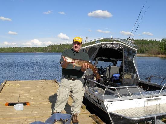 Thompson's Camps :Saskatchewan