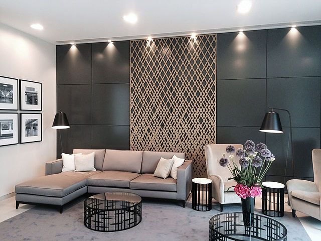 Miles and Lincoln   Laser cut screens, laser cut panels   Gallery 1