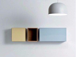 Мебель для ванной комнаты QUATTRO.ZERO | Мебель для ванной комнаты - FALPER