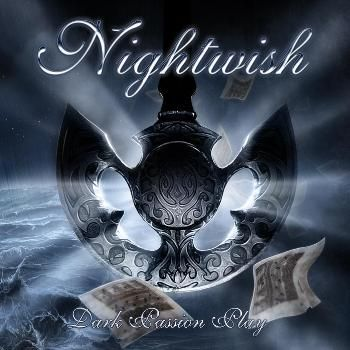 I've been contemplating a tattoo on my foot to read Passion, so I googled Passion, to see the fonts it's been in.  I've also been doing some Surreal research and here is Nightwish again:)  .....I love the intertwining of things...pretty cool