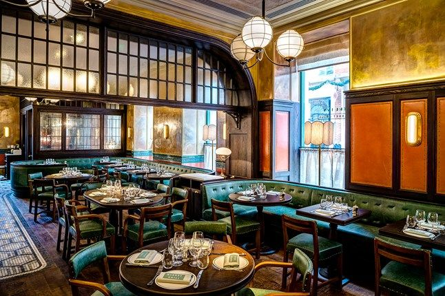 The Ivy Market Grill - Review (houseandgarden.co.uk)