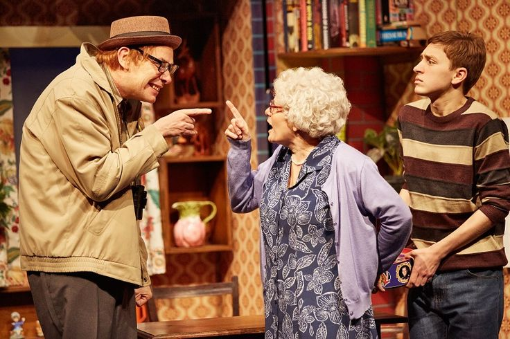 David Walliams' Gangsta Granny - From The Box Office - https://www.fromtheboxoffice.com/3MZX-david-walliams-gangsta-granny/