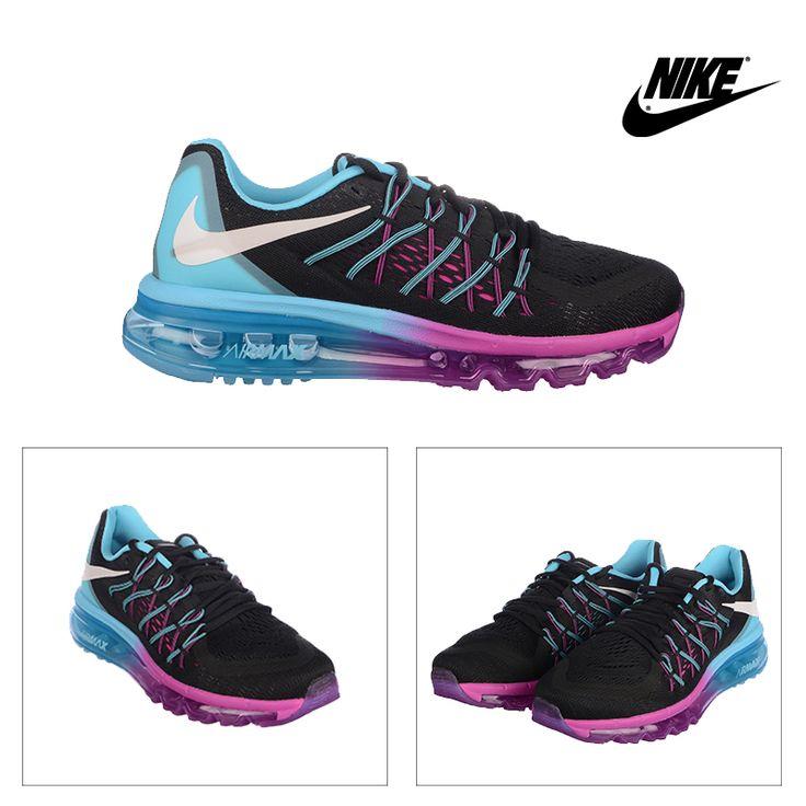 Pantofi sport negri, NIKE AIR MAX 2015,  http://www.otter.ro/pantofi-sport-nike-negri-din-material-sintetic-ws01111ds6989039