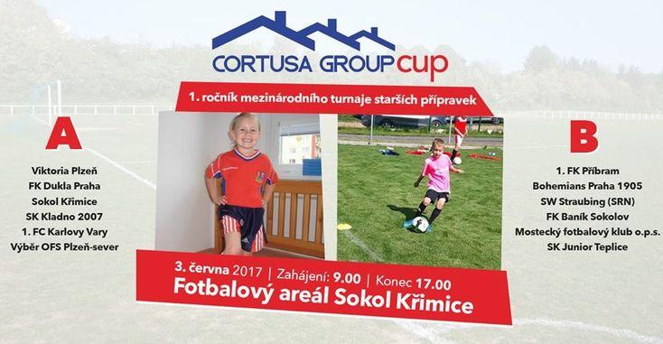Mladí fotbaloví talenti se sejdou v Křimicích   Plzeň.cz