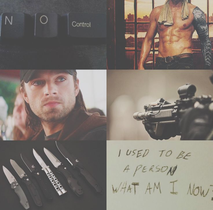 —Sebastian Stan as Winter Soldier aesthetic #marvel