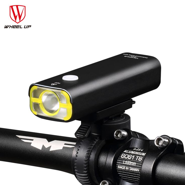 WHEEL UP Rainproof Flashlight Bike Lamp Lights For Bicycle Headlight Luces Luz Led Bicicleta Usb Charging Cycling Accessories