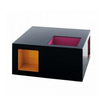 Coffee Table Merci Donald - design Elena Cutolo - Glas Italia