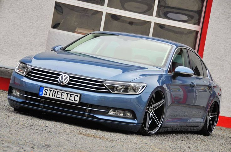 2015 Volkswagen Passat B8 by Streetec