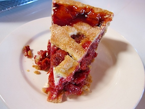 Cherry Pie from Sweet Lady Jane (via Paper or Plastik)