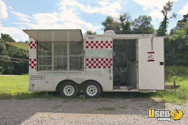 New Listing: http://www.usedvending.com/i/Tennessee-16-Tandem-Axle-Concession-Food-Trailer-for-Sale-/TN-P-732O Tennessee -16' Tandem Axle Concession Food Trailer for Sale!!!