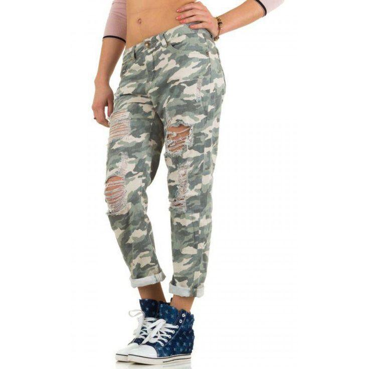Blugi army Rebecca