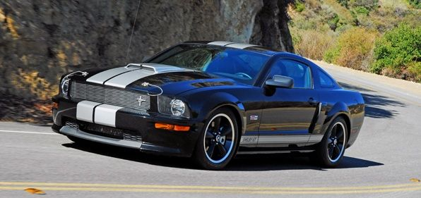 Review 2007 Ford Mustang Gt Horsepower And Images Feels Free To