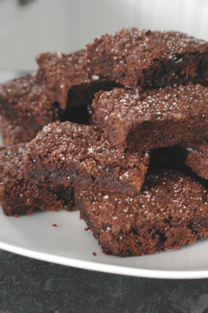 Vegan Chocolate Crunch Chocolate Concrete
