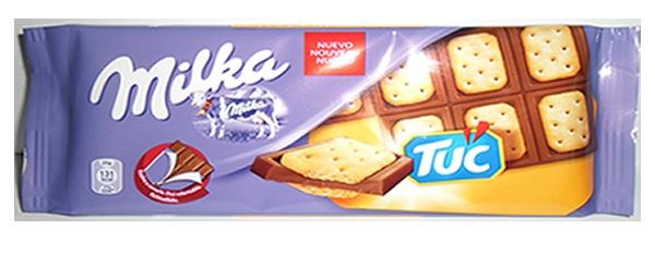 Milka Tuc http://www.yolopruebo.com/dulce-o-salado-chocolate-milka-o-galletas-tuc-mejor-los-dos/