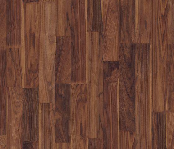 Classic Plank elegant walnut 2-strip de Pergo | Laminados