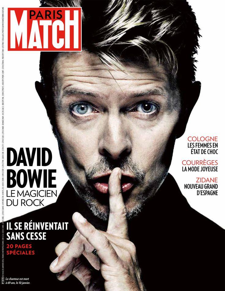 Androgyne et rock, David Bowie se mettait en scène avec brio mais il a toujours su préserver sa vie privée. Le chanteur s'est éteint le 10 janvier, 48 heures après avoir révélé « Blackstar », son dernier disque sorti le jour de ses 69 ans. Même sa mort semble faire partie du spectacle.