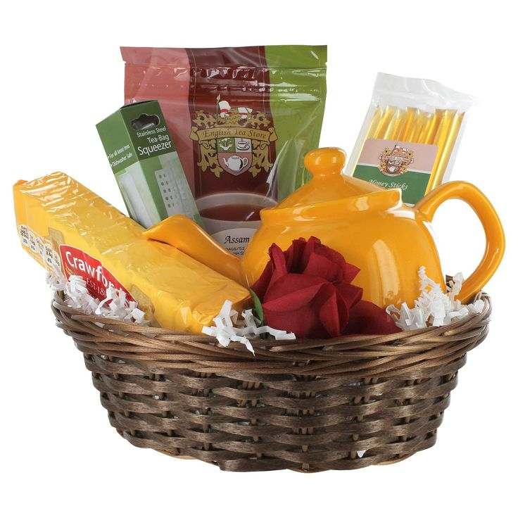 Assam Tea Gift Basket