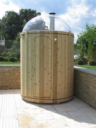 STARGAZER barrel sauna