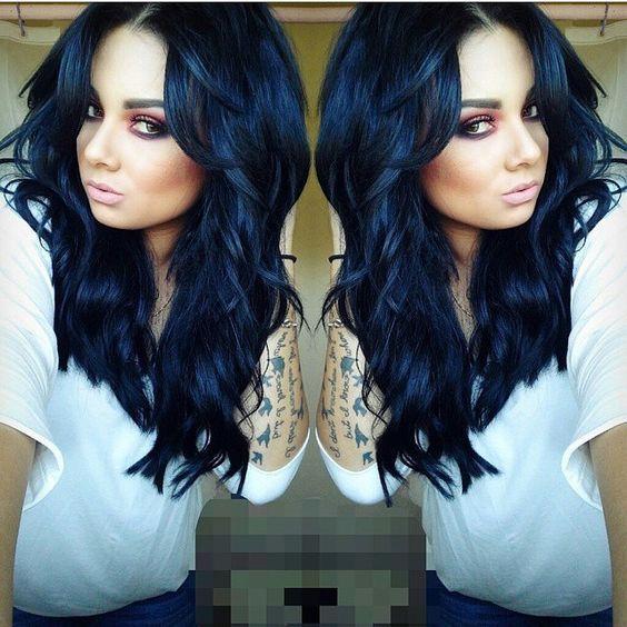 Excellent 1000 Ideas About Black Hair Colors On Pinterest Hispanic Hair Short Hairstyles Gunalazisus