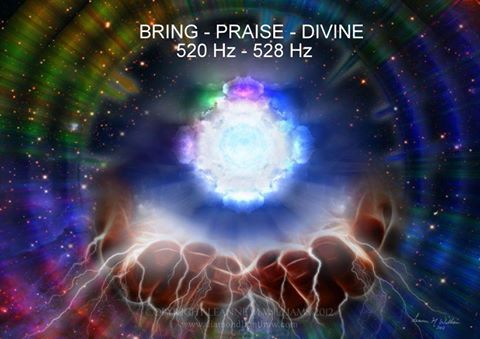 BRING-PRAISE-DIVINE- 528HZ-520 HZ...... Hundreds of people manifested miracle money by chanting and writing the SW everyday.
