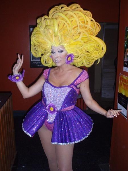 foam wig and dress - Поиск в Google