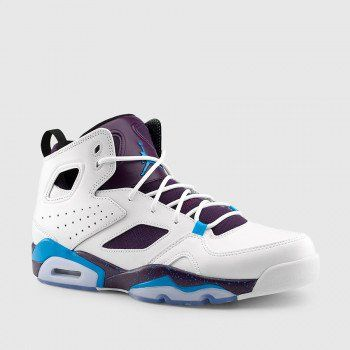 release date 399d0 cabb5 Jordan - Men s Flight Club 91 (White   Lagoon Blue   Purple)